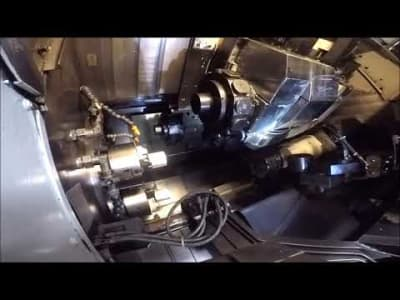 GILDEMEISTER GMC 70 F-ISM CNC-Multi-spindle turning center v_03415569
