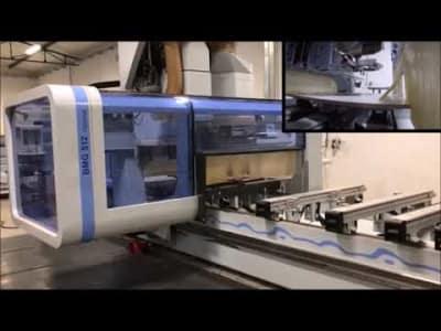 HOMAG OPTIMAT BMG 512/40/12/F/K 5 Axis CNC Machining Center v_03417457