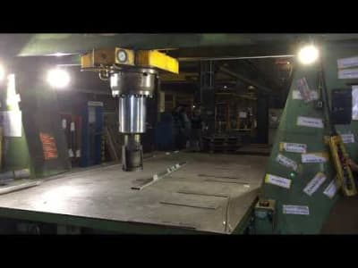 Presse hydraulique à redresser BLISS PHR 250 v_03443427