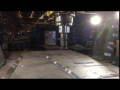 Presse hydraulique à redresser BLISS PHR 250 v_03443428
