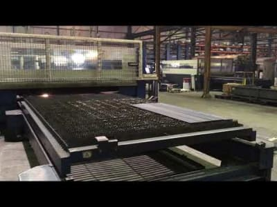 TRUMPF 5040 Laser Cutting Machine v_03449393
