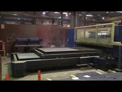 TRUMPF 5040 Laser Cutting Machine v_03449445