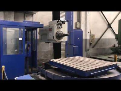 TOS VARNSDORF WH 105 CNC CNC Boring Machine v_03450122