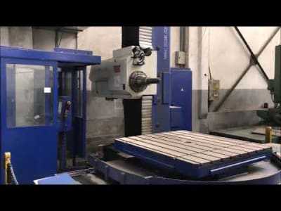 TOS VARNSDORF WH 105 CNC Horizontal Boring Mill v_03450122