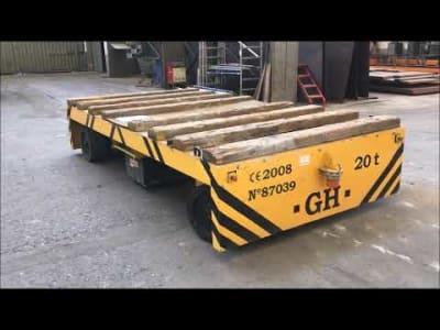 G&H Loading Platform v_03450123