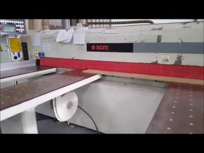 SCM SIGMA 65 Horizontaler CNC Frontlast-Plattensägeautomat v_03450812
