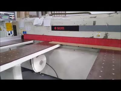 Трион за рязане на плочи SCM SIGMA 65 CNC Horizontal Front load Automatic v_03450812