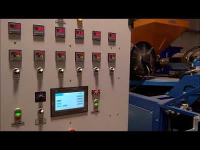 RIN PROD SERV IMPEX EX-418 Blow Moulding Machine (Demonstration Model) v_03452787