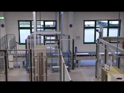 """HOMAG - HOLZMA - BARGSTEDT TFL 420 / HKL 380 / KFL 610 Flex Production Cell """"Lot Size 1"""" with Laser v_03469742"""
