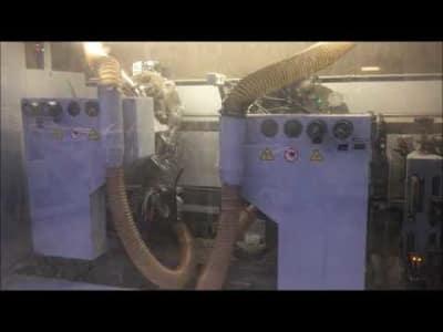 """HOMAG - HOLZMA - BARGSTEDT TFL 420 / HKL 380 / KFL 610 Flex Production Cell """"Lot Size 1"""" with Laser v_03469744"""
