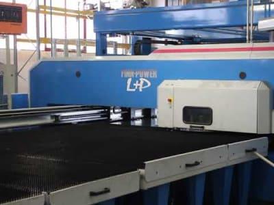 FINN POWER LP6 CNC Laser cutting and punching machine v_03474758