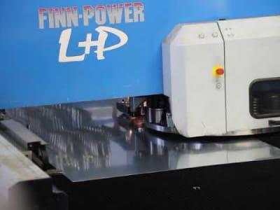 FINN POWER LP6 CNC Laser cutting and punching machine v_03474759