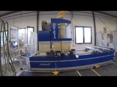 FORMAT 4 PROFIT H 22 CNC Machining Center v_03490416