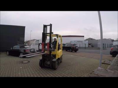 HYSTER H 1.6 FT (FORTENS) Gas Forklift v_03490419