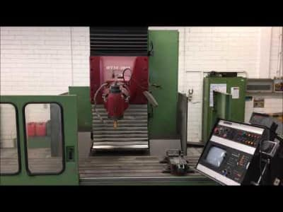 ANAYAK HVM 3800 CNC Bed Type Milling Machine v_03492441