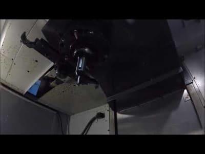 MORI SEIKI NV 5000 A/40 Vertical Machining Centre v_03496781