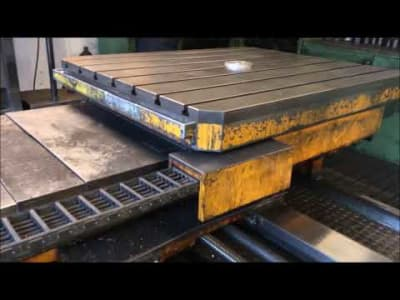 WOTAN B 105 M Table-Type Boring Machine v_03497037
