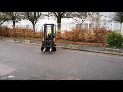STILL R50-15 Electric Three Wheel Counterbalanced Forklift v_03504070