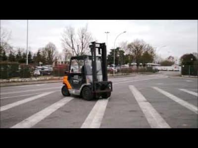 STILL R70-40T Gas Four Wheel Counterbalanced Forklift v_03504266