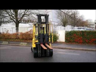 HYSTER J3.20XM EL Electric Four wheel Counterbalanced Forklift v_03504269