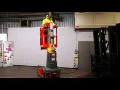 JLG TOUCAN DUO Electric Vertical Lift v_03504274