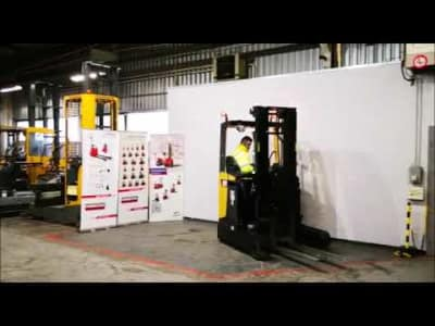 CATERPILLAR NR16N Electric Reach Truck v_03504284