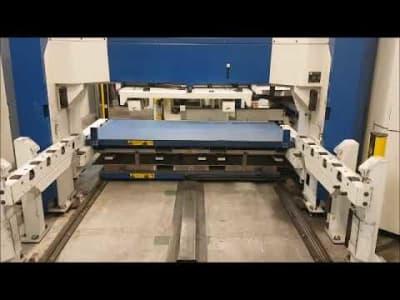Обработка листового металла TRUMPF TC 2020 RFMC Machine v_03506635