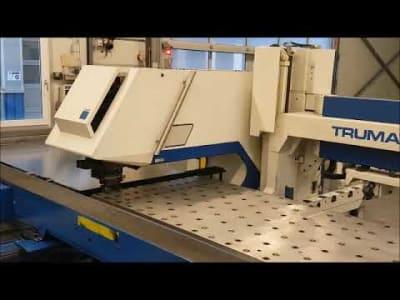 Spracovanie plechov TRUMPF TC 2020 RFMC Machine v_03506636