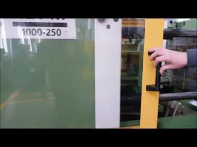 ARBURG ALLROUNDER 420 M 1000-250 Plastic Injection Machine v_03509174