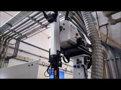 ARBURG ALLROUNDER 420 M 1000-250 Spritzgießmaschine v_03509176