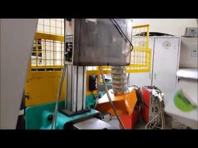 ARBURG ALLROUNDER 221 KS 350-100 Plastic Injection Machine v_03509179
