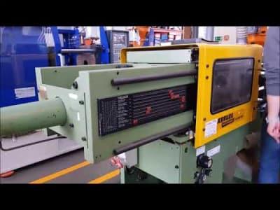 ARBURG ALLROUNDER 270-90-350 Plastic Injection Machine v_03509183