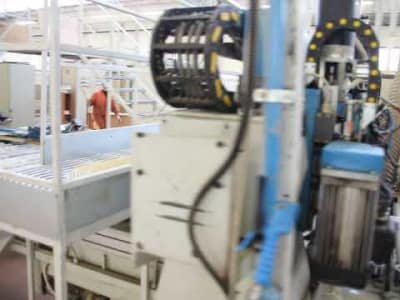 ALBERTI SYNCRO/LEM A/TF-OR-I/LEM F Through-Feed Drilling Machine v_03516315