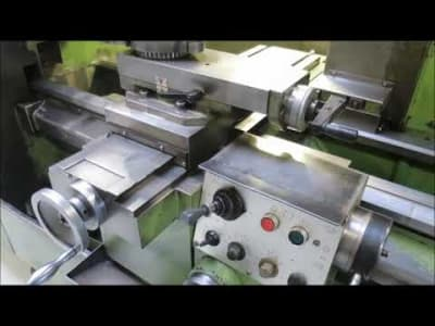 VOEST ALPINE STEINEL W 520 E Cycle-controlled lathe v_03516699