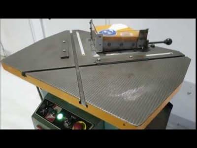 INDUMASCH E 225 Notching machine v_03516700