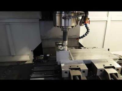 AKIRA - SEIKI V 2.5 XP CNC Vertical Machining Centre v_03519916