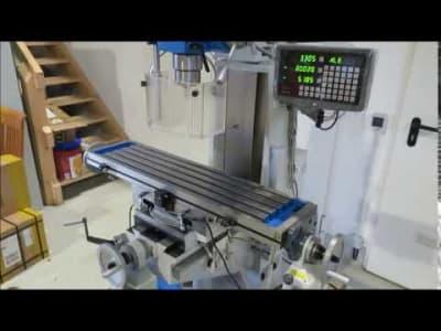 HBM BF 60 DRO Drilling and Milling Machine v_03545194