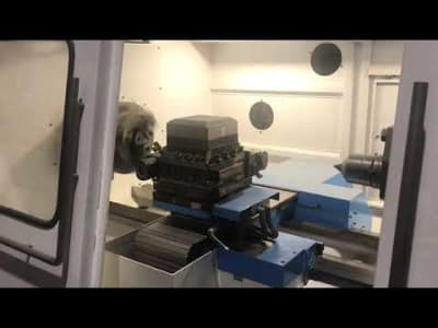 GEMINIS CNC5 650 x 2000 CNC Lathe v_03552917