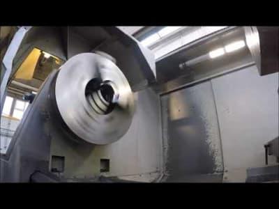 WEILER E 110 X 3000 Zyklendrehmaschine v_03564800